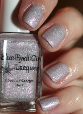 Blue-Eyed Girl Lacquer Siren's Shore Haven BEGL