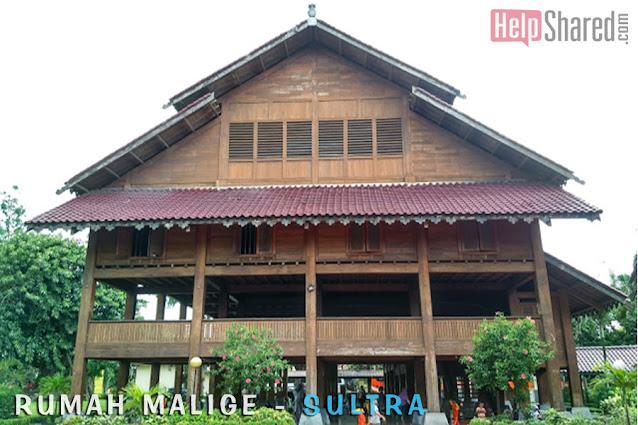 rumah istana malige