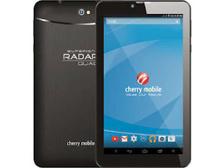 Cherry Mobile Superion Radar Quad Plus firmware
