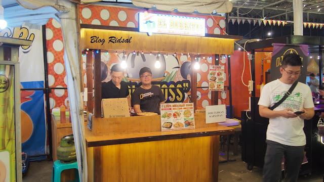 Medan Night Market: Akhirnya bisa kesini - El borritoz