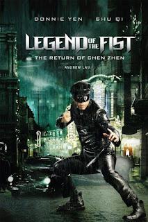 Chen Zhen: A Lenda dos Punhos de Aço – Legendado (2010)
