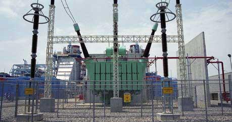 Instalaciones eléctricas residenciales - Detalle de central generadora