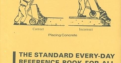 Indian Practical Civil Engineering Handbook Pdf
