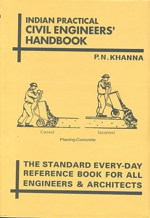 [PDF] Indian Practical Civil Engineers Handbook By P N Khanna