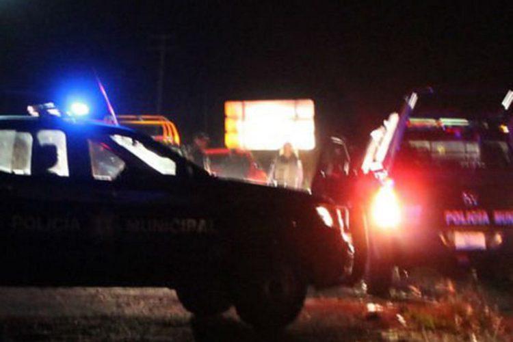 Ejecutan a tres en una camioneta en Yuriria, Guanajuato