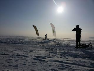 Финиш Baikal Race