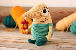 PATRON GRATIS MR DRIPPY AMIGURUMI 34604