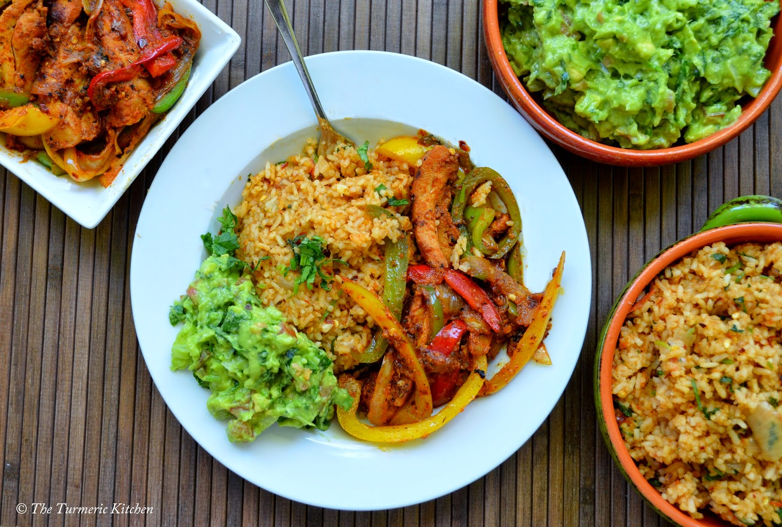 Indian Food And Mexican Food Similarities
