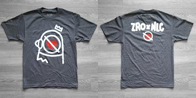 Zero Love Grey Edition T-Shirt by Zero Productivity x No Love City