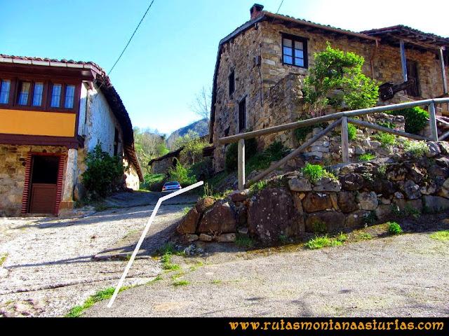 Ruta al Campigüeños y Carasca: Saliendo de Orlé