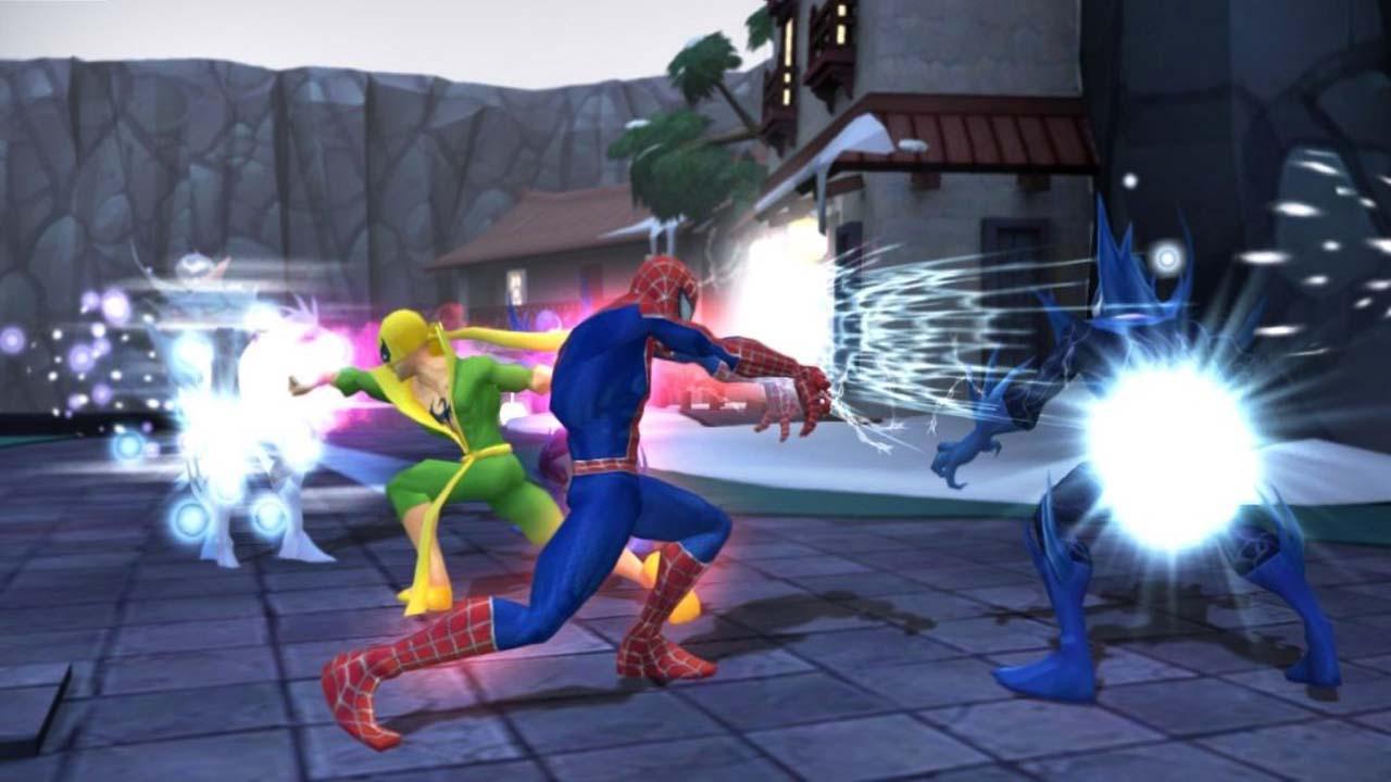 تحميل لعبة Spider Man Friend or Foe