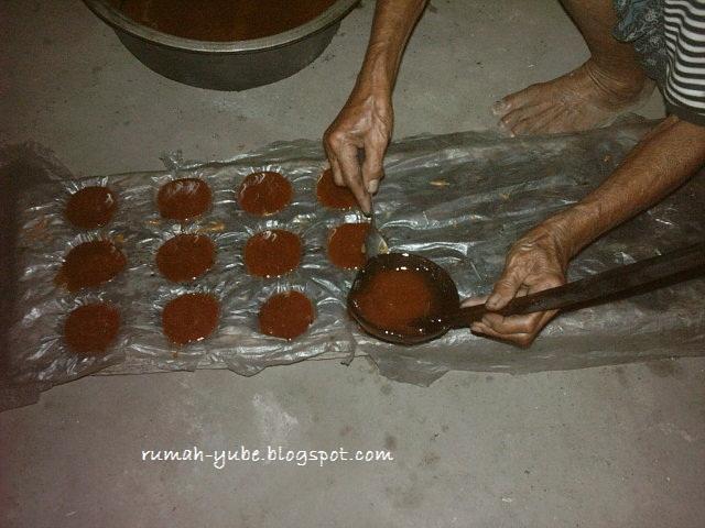 pacitan sentra pembuatan gula aren