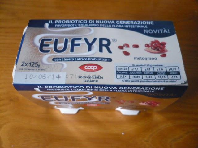 Probiotico Eufyr Coop al melograno