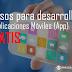 Cursos para desarrollo de Aplicaciones Móviles (App) GRATIS