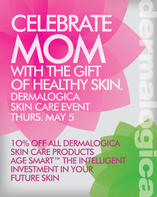 Enjoy Utah!: Mothers' Day Skin Care Event