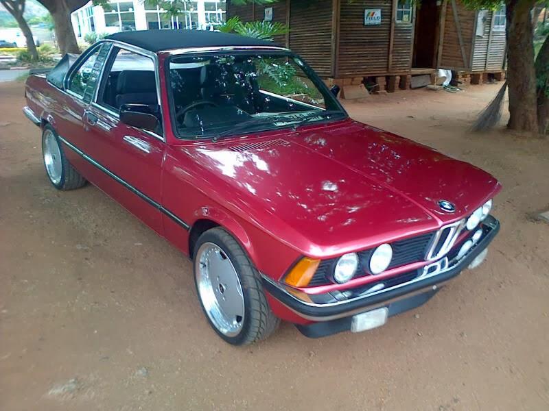 Baurspotting E21 Baur For Sale In South Africa