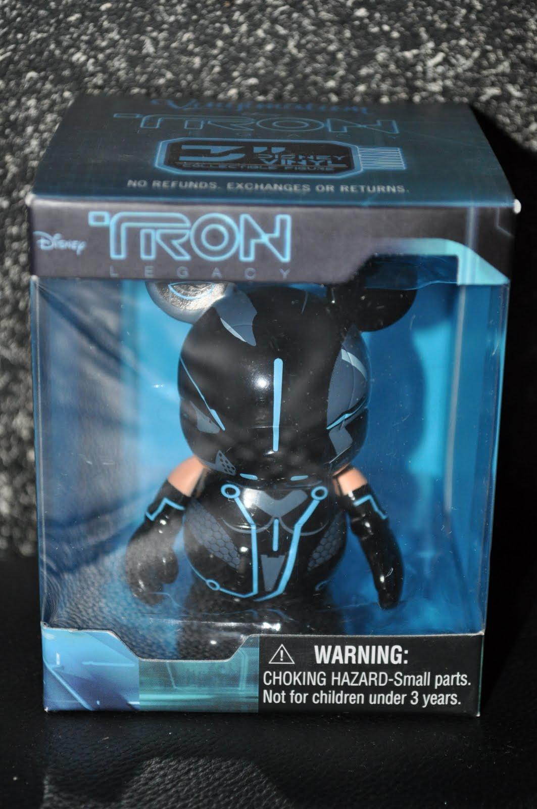 Disney Pixar Fanatics Tron Legacy 3 Quot Vinylmations