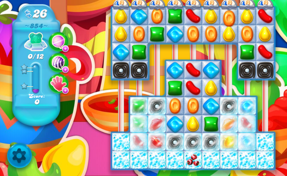 Candy Crush Soda Saga 854