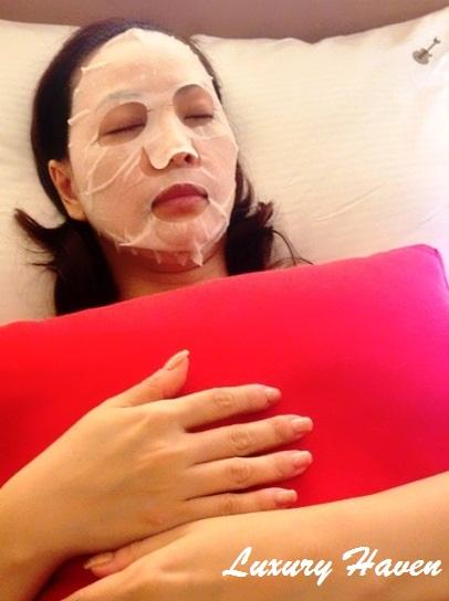 bellabox rojukiss pure vita mask blogger review