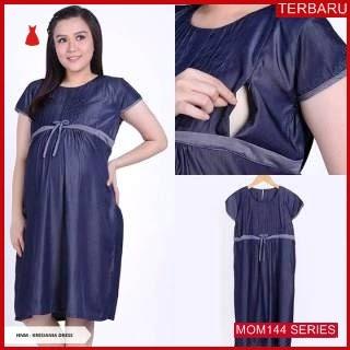 MOM144D13 Dress Hamil Menyusui In Love Dresshamil Ibu Hamil