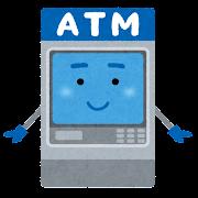ATMのキャラクター