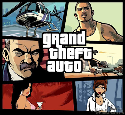 GTA Grand Theft Auto series for PC