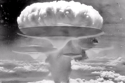 UFOs Have Monitored Nukes From the Beginning