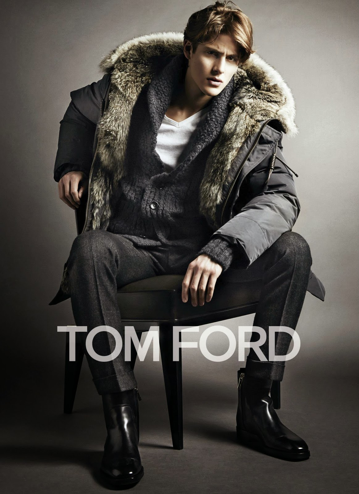 e799798425d Nicola Loves. . .   Advertising Campaign  Tom Ford Fall 2014