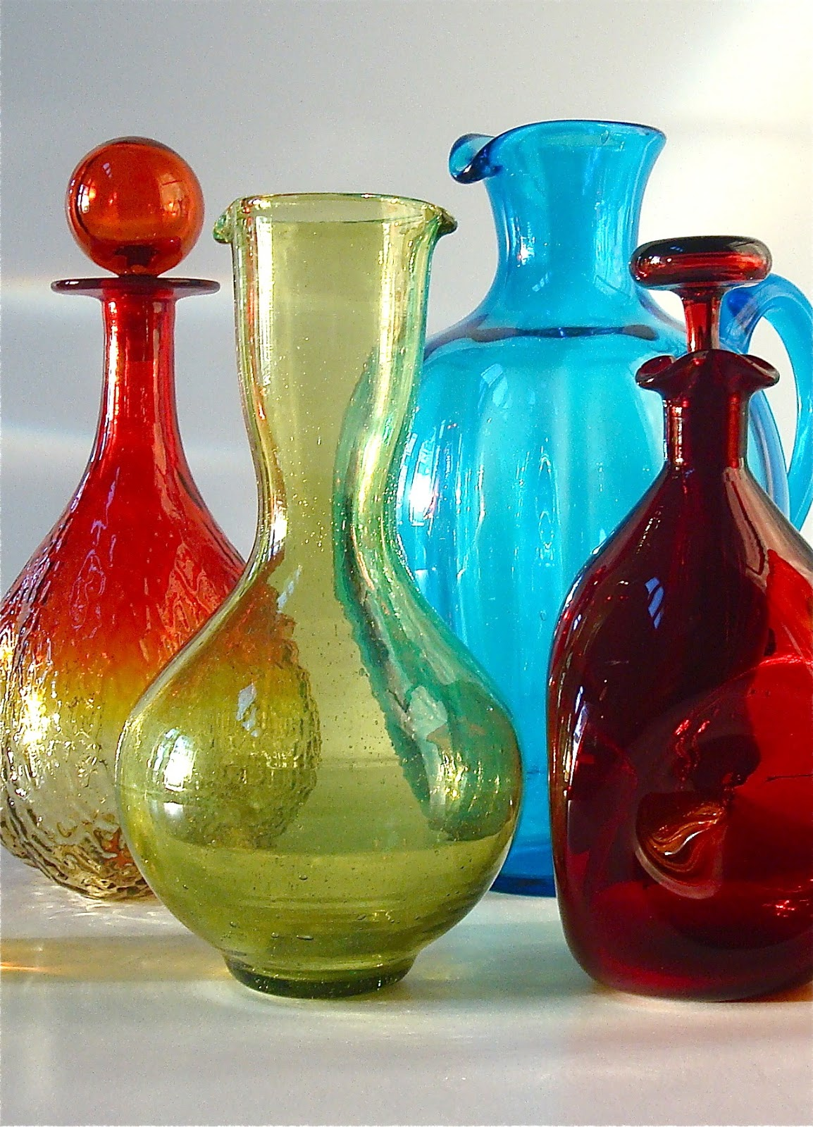 Heart Of Glass Blenko Glass December 2012