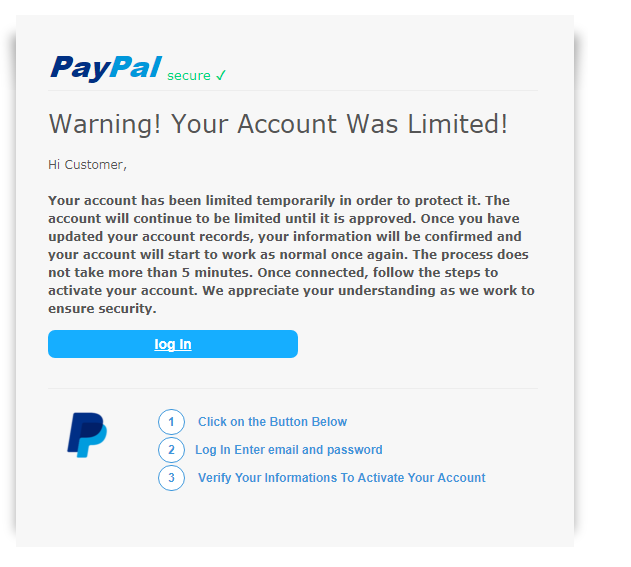 Letter PayPal inbox 2017 - Hack Tools