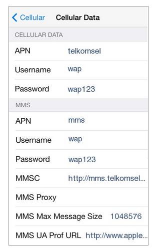 Settingan Apn Telkomsel 4g Tercepat Stabil 2018 Work