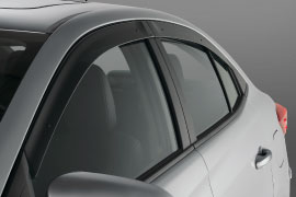 Deflector lateral Toyota Yaris
