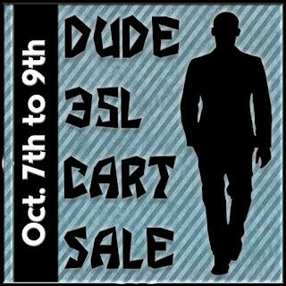 Dude 35L Cart Sale