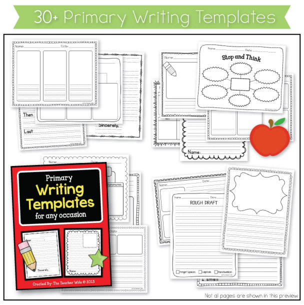free blogger templates for writers - the teacher wife what do writers write