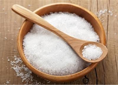 Το αλάτι δεν προκαλεί δίψα;