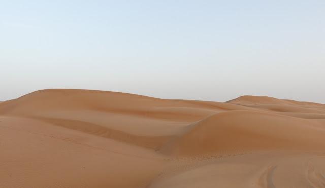 Wahiba Sands, Oman - Sandwüste Wahiba