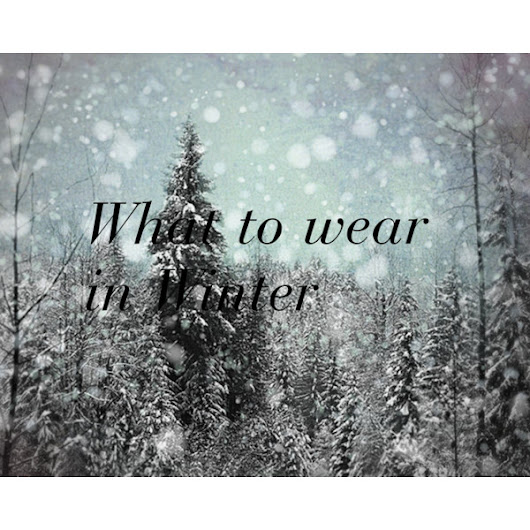#43 What to Wear in Winter?! (part2)