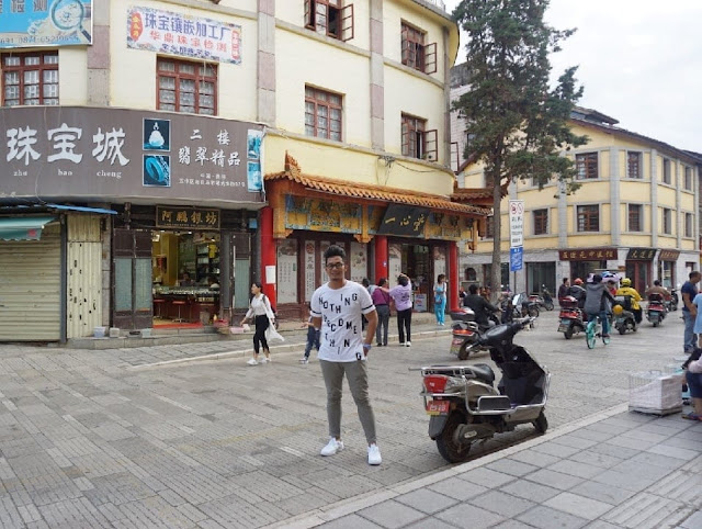 PENGALAMAN JELAJAH KUNMING, YUNAN CHINA