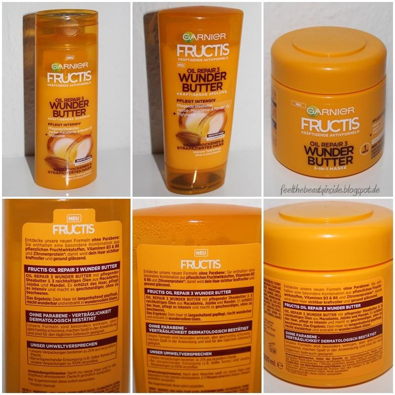 Die Spülung gegen der Haarausfall