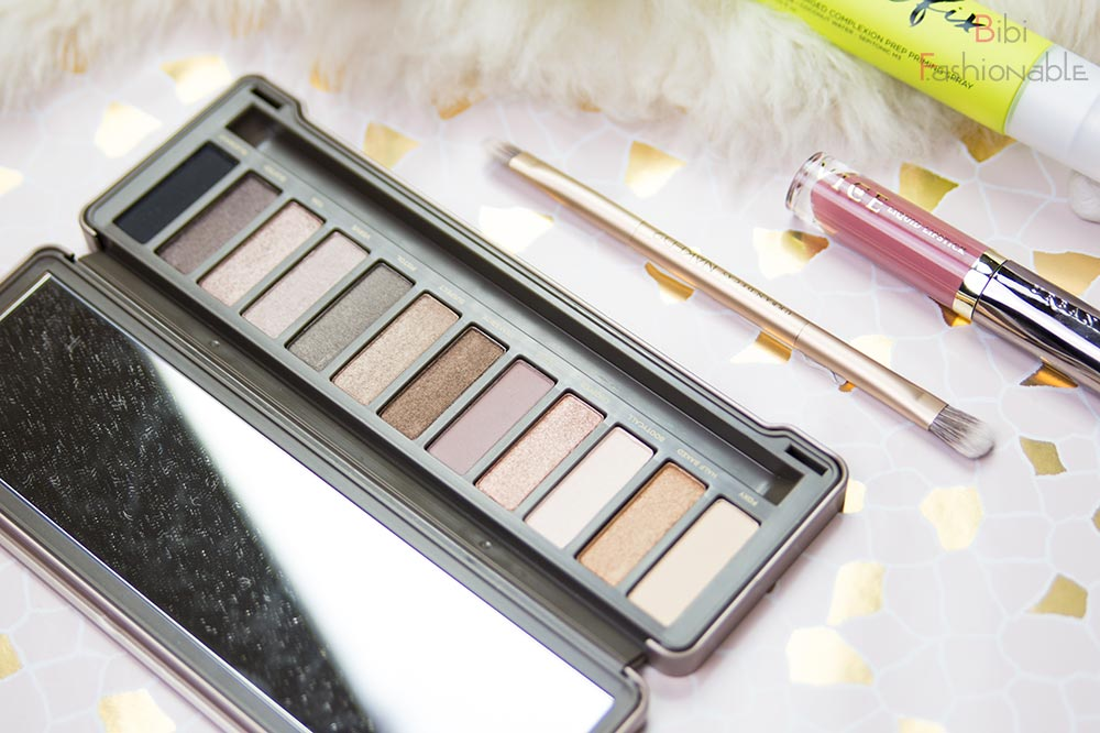 Urban Decay Blogparade Naked2