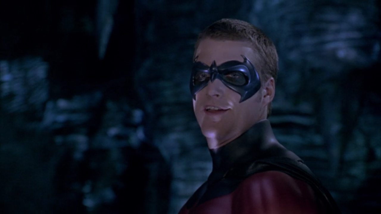 Gotham Central: Taking a Look At BATMAN & ROBIN (1997 ...