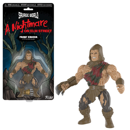 savage world - freddy kruger