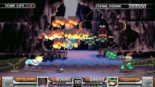 Wild Guns Reloaded PC Full
