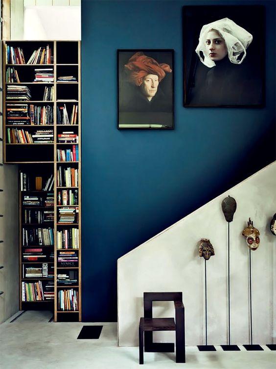 Automatism colour love for Elle decor italia