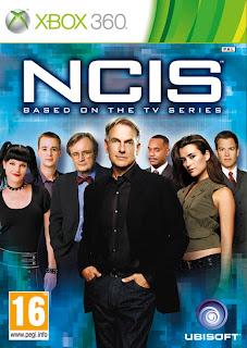 NCIS The Game (X-BOX360) 2011
