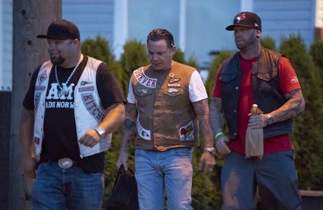 Biker Trash Network • Outlaw Biker News : Retired cop