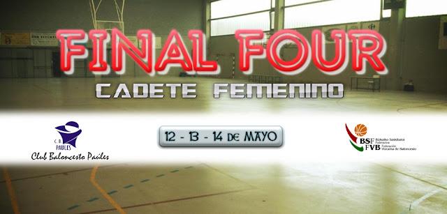Baloncesto | El Paúles busca alcanzar la final cadete femenina que se juega en su cancha