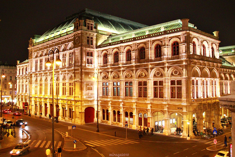 Vienna Opera house, 5 Reasons to Visit Vienna: Living the Good Life in Austria