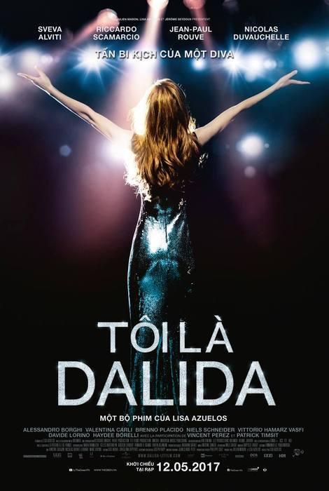 Xem Phim Tôi Là Dalida 2017