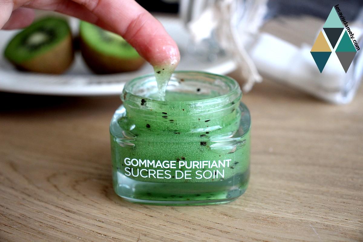 ingrédients naturels purifiants l'Oréal Paris test